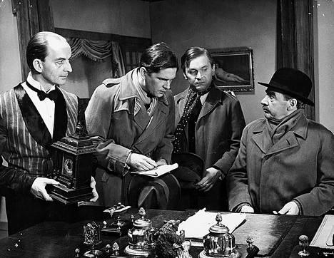 Komisario Palmun erehdys oli Matti Kassilan Mika Waltari -filmatisointi vuodelta 1960.