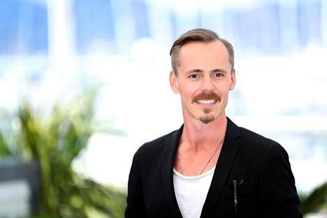 Jasper Pääkkösen kansainvälinen ura on nyt nousussa. Kuva on Cannesin elokuvafestivaalilta viime toukokuulta.