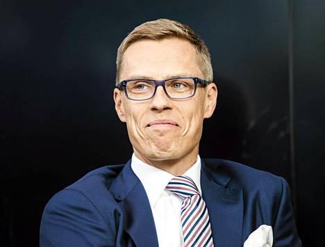Alexander Stubb osallistui HS:n pääministeritenttiin Sanomatalossa torstaina.