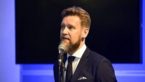 Kaarlo Hildén on Taideyliopiston seuraava rehtori.
