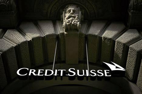 Credit Suisse on muiden jättipankkien tavoin joutunut tilille finanssikriisiä edeltävistä tapahtumista.