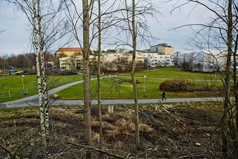 Vallilanlaaksoon rakennetaan raitiotie.