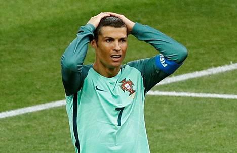 Cristiano Ronaldo osallistuu Portugalin kanssa Confederations Cupiin Venäjällä.