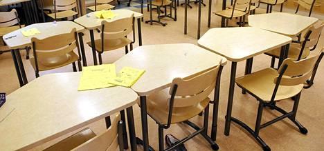 Opettajalta fyysistä puuttumista vaativat yhteenotot ovat lisääntyneet viime vuosina selvästi.