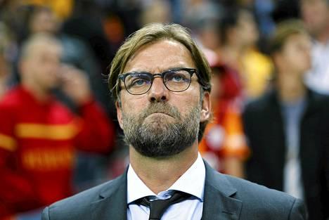 Jürgen Kloppin valmentaman Dortmundin peli ei ole kulkenut Bundesliigassa.