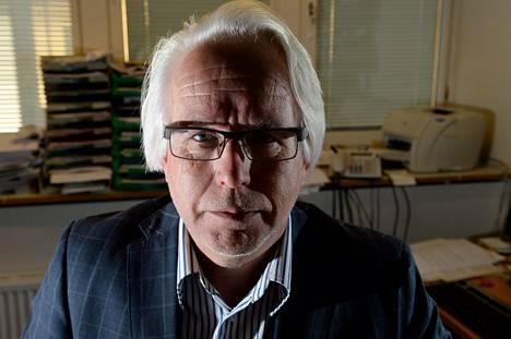 Professori Jukka Kekkonen