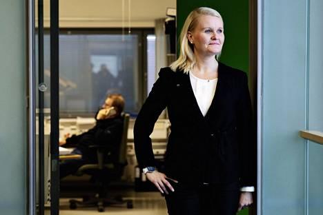 Kojamon vastuullisuuspäällikkö Hannamari Koivula sanoo, että tasa-arvoisuus on tärkeä osa yrityksen vastuullisuustyötä.