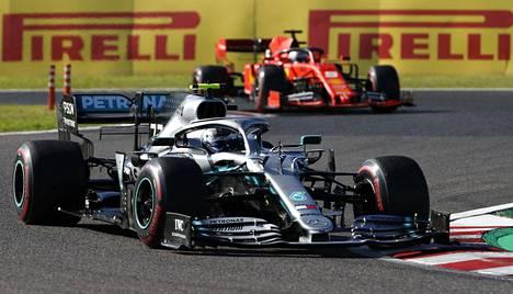 Edellinen osakilpailu Japanissa päättyi Valtteri Bottaksen voittoon.