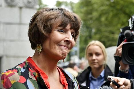 Anne Bernerin tavoitteena on viedä työryhmän esityksiä noin 16 miljoonan euron edestä jo ensi vuoden budjettiesitykseen.