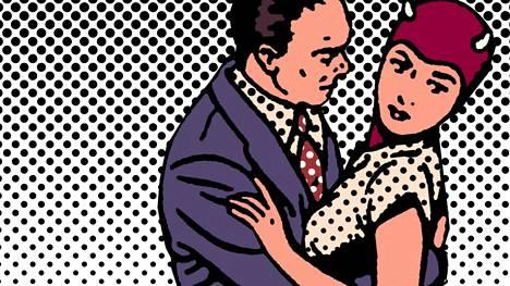 Kun mies joutuu myöntämään, että on pettänyt naista – tämän itsensä kanssa