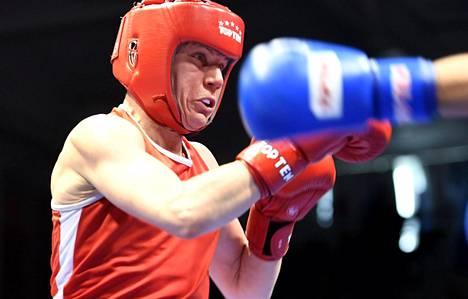 Mira Potkonen hävisi ruotsalaiselle Agnes Alexiussonille.