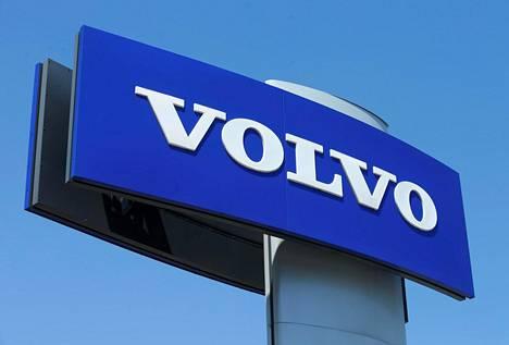 Volvon tuotemerkki.