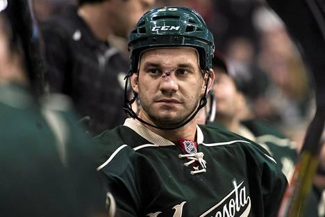 Dopingista kärynyt Zenon Konopka pelasi aiemmin Minnesotassa.