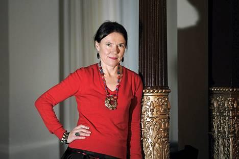 Rosa Liksom aloitti kirjailijanuransa vuonna 1985.