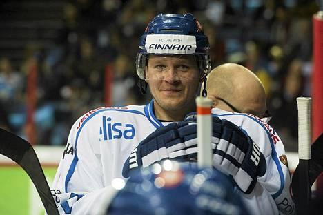 Petri Kontiolan ura jatkuu KHL:ssä.