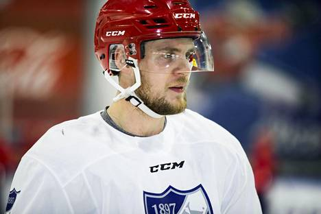 Teemu Turunen oli viime kaudella HIFK:n tehokkain pelaaja, hänen tehtyään 43 ottelussa 51 tehopistettä.
