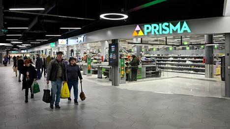 Prisma avattiin suunnitellusti torstaina.
