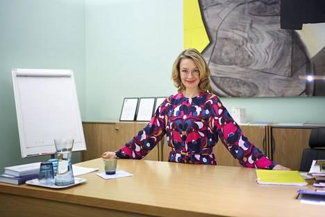 Tytti Tuppurainen (sd) nimitettiin joulukuussa eurooppaministerin pestin lisäksi myös valtionyhtiöiden omistamisesta vastaavaksi ministeriksi.