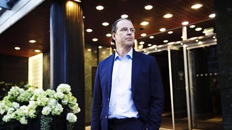 Anders Borg toimi Ruotsin valtiovarainministerinä vuosina 2006–2014.