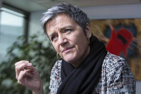 Margrethe Vestager is the twelfth competition commissioner in EU's history.