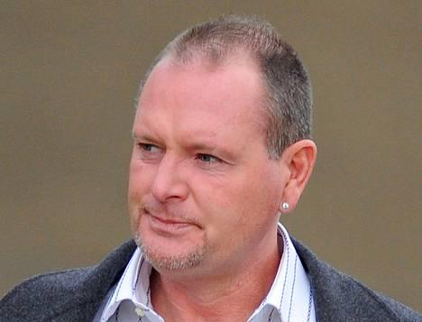 Paul Gascoigne vuonna 2010.