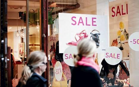 Oman taloutensa kohentumiseen luotti huhtikuussa 22 prosenttia kuluttajista.