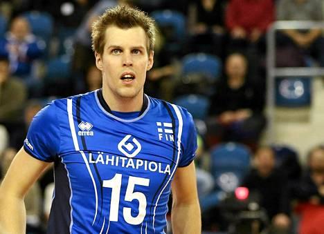 Matti Oivanen kuuluu itseoikeutetusti Suomen MM-ryhmään.