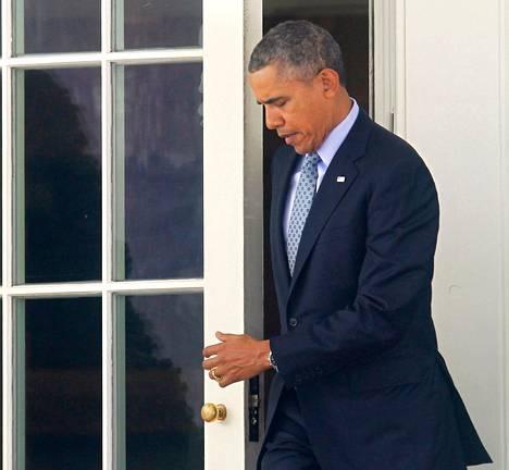 Yhdysvaltain presidenttin Barack Obaman ulkopolitiikan arvostelu on kiihtynyt Ukrainan kriisin takia.