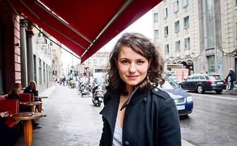 Berliinissä asuva Andrea Hünniger, 28, ei ole äänestänyt kertaakaan. Hän tuntee edustavansa pettyneiden saksalaisten sukupolvea.