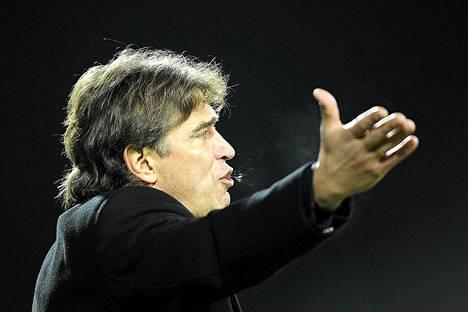 Jaron valmentaja Alexei Eremenko kehuu uusia vahvistuksiaan.