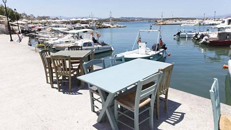 Tuin ensimmäinen lomalento Kreetalle tälle kesälle on suunniteltu järjestettäväksi 10. kesäkuuta.