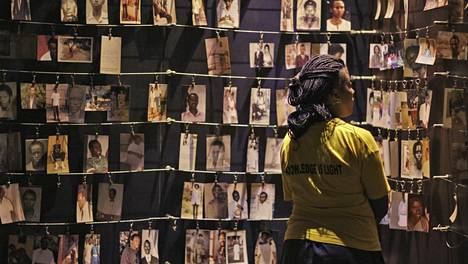 Ruandan vuoden 1994 kansanmurhan muistokeskus sijaitsee Kigalissa.