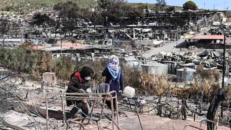Kreikassa sijaitsevan Morian pakolaisleirin palo muistutti maahanmuuttopolitiikan uudistamisen kiireellisyydestä.
