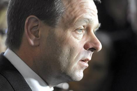Elinkeinoministeri Jan Vapaavuoren (kok) mielestä Talvivaaran tilanne on monella tapaa kriittinen.