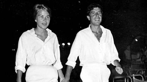 Norjalainen Marianne Ihlen oli Leonard Cohenin suuri rakkaus. Suhde alkoi Hydran saarella Kreikassa.