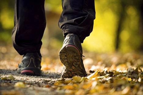 Yhä useampi on innostunut kulkemaan kotimaan halki kävellen.