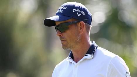 Ruotsalaisgolfari Henrik Stenson on saanut kutsun golfkierrokselle koripallolegenda Michael Jordanilta.