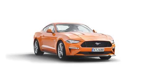 Mustang uudistui tälle vuodelle varsinkin vaihteiston ja hieman myös ulkonäön puolesta.