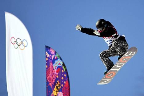 Peetu Piiroinen oli seitsemäs slopestylen olympiafinaalissa.