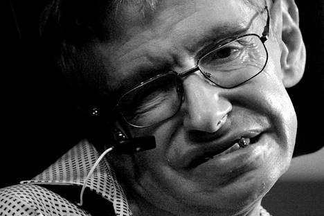 Stephen Hawking vuonna 2006.