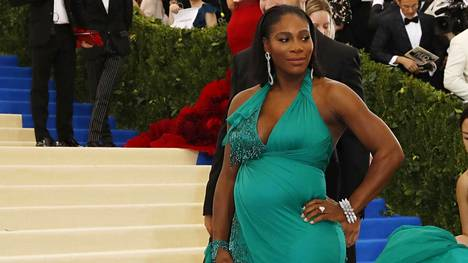 Serena Williams ei halua menettää tuntumaansa. Kuvassa tennistähti Metropolitan Museum of Art Costume Institute -gaalassa.