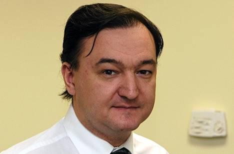 Sergei Magnitski