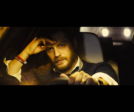 Tom Hardy näyttelee pääosaa – ja ainutta näkyvää roolia – elokuvassa Locke.