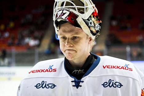 Juha Metsola on edustanut Suomea muun muassa vuoden 2018 olympialaissa. Kuva vuodelta 2017.
