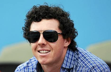 Golfari Rory McIlroy