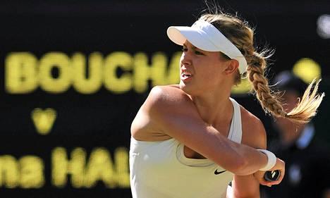 Eugenia Bouchard on tenniksen valovoimaisimpia tähtiä.