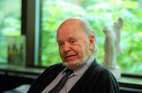 Heikki Siren 80-vuotiaana vuonna 1998.