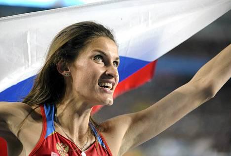 Anna Tshitsherova on hypännyt tämän kauden kärkituloksen 201.