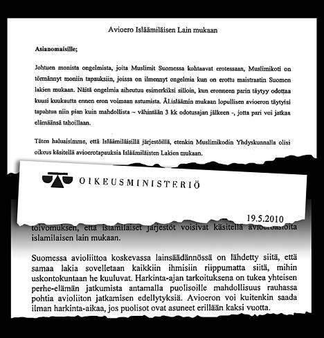 """Suomen islamilaisten johtaja naisten kurittamisesta: """"Se on Koraanissa viimeinen keino"""""""