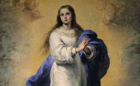 Bartolomé Esteban Murillon alkuperäinen teos on vuodelta 1660.